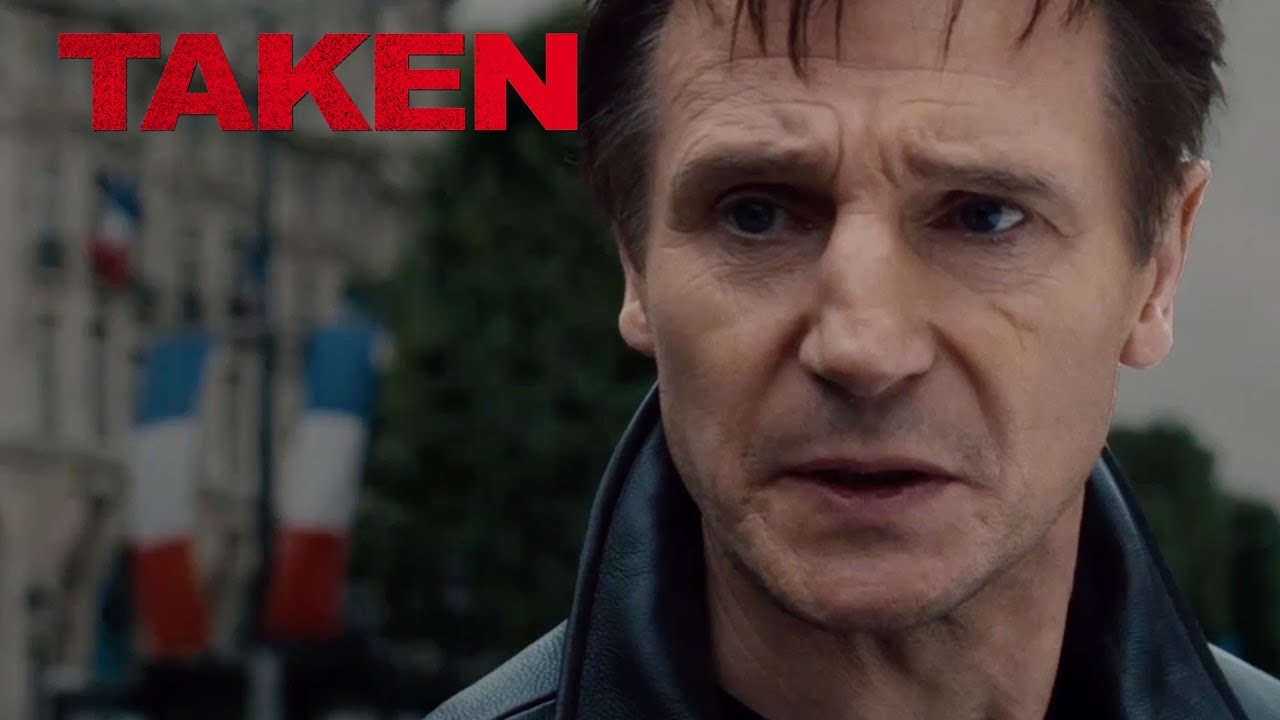 Taken | Liam Neeson's Top 10 Bad Ass Moments | 20th ...