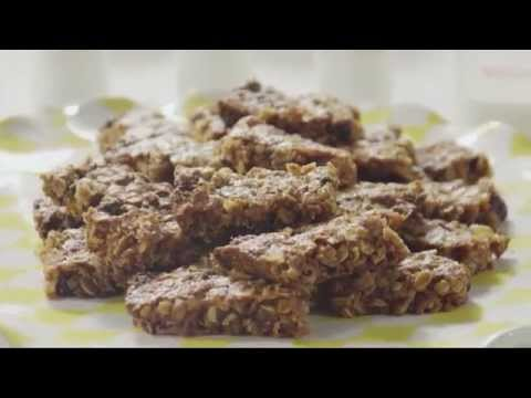 How To Make Granola Bars | Snack Recipes | Allrecipes.com