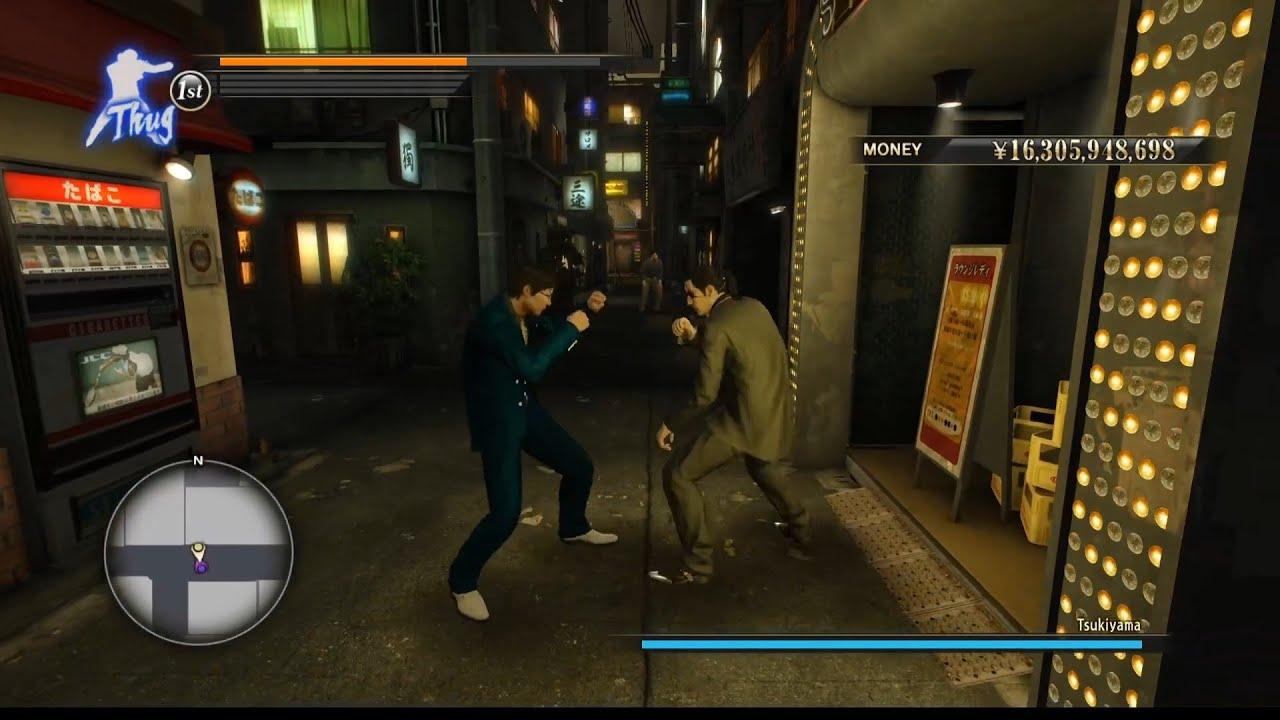 L'Epreuve Kiryu & Majima (Yakuza 0 No Items Challenge) - Partie 47