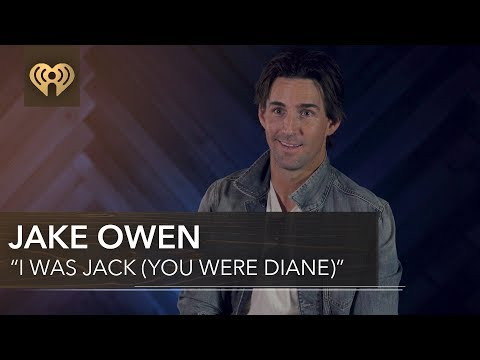 "Jake Owen Loves To Sing ""I Was Jack (You Were Diane)"" 