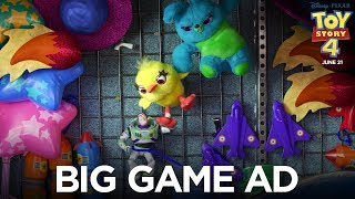 Toy Story 4 | Big Game Ad