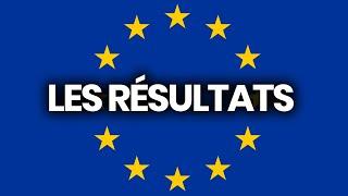 ÉLECTIONS EUROPÉENNES : ce qu'il faut retenir des résultats (vote des jeunes, scores, abstention...)
