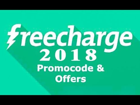 Freecharge new year 2018 Promocodes offers & deals coupons in telugu
