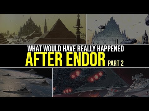 What Would Have REALLY Happened After Endor | Pt. II The Siege of Coruscant