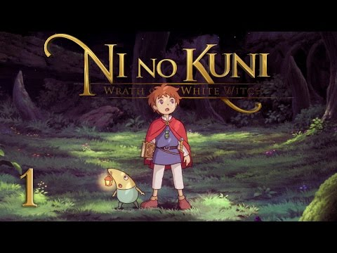 A NEW ADVENTURE! - Let's Play - Ni no Kuni: Wrath of the White Witch - 1 - Walkthrough Playthrough