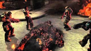 Gears of War 3: RAAMs Shadow cutscenes