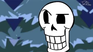 Papyrus Attacc - UNDERTALE Animation [Remastered]