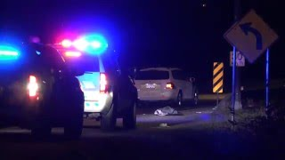 Drunk Pedestrian Struck by Vehicle Mary Hill Bypass Port Coquitlam City 01/14/2016