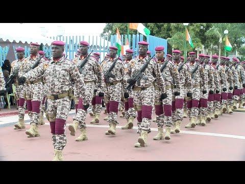 Dans l'actualité / Célébration du 56ème anniversaire de l'indépendance de la Côte d'Ivoire