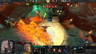 Dota 2 Official Custom Game: Haunted Colosseum
