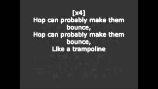 Watch Hopsin Trampoline video
