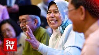 Zuraida to propose Haziq be sacked at PKR bureau meeting