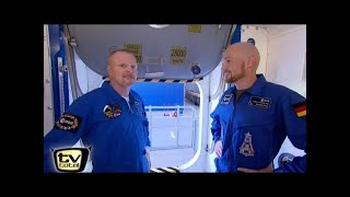 Raab in Gefahr beim Astronautentraining, Teil 1 - TV total
