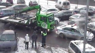 видео эвакуатор Щелково