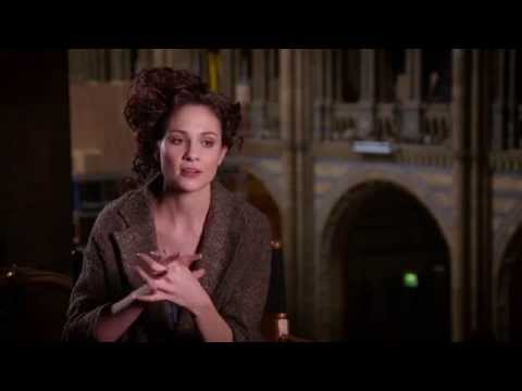 Jupiter Ascending Tuppence Middleton On-Set Interview