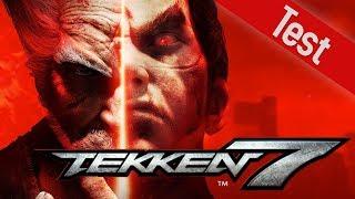 Tekken 7 im Test/Review: Die Geschichte des Mishima-Clans