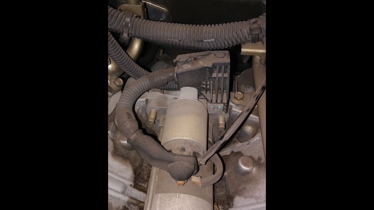 Nissan Titan How to Replace Starter