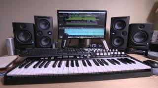 Monitores de estudio PreSonus Eris E44 y E66 de la serie MTM—En Español