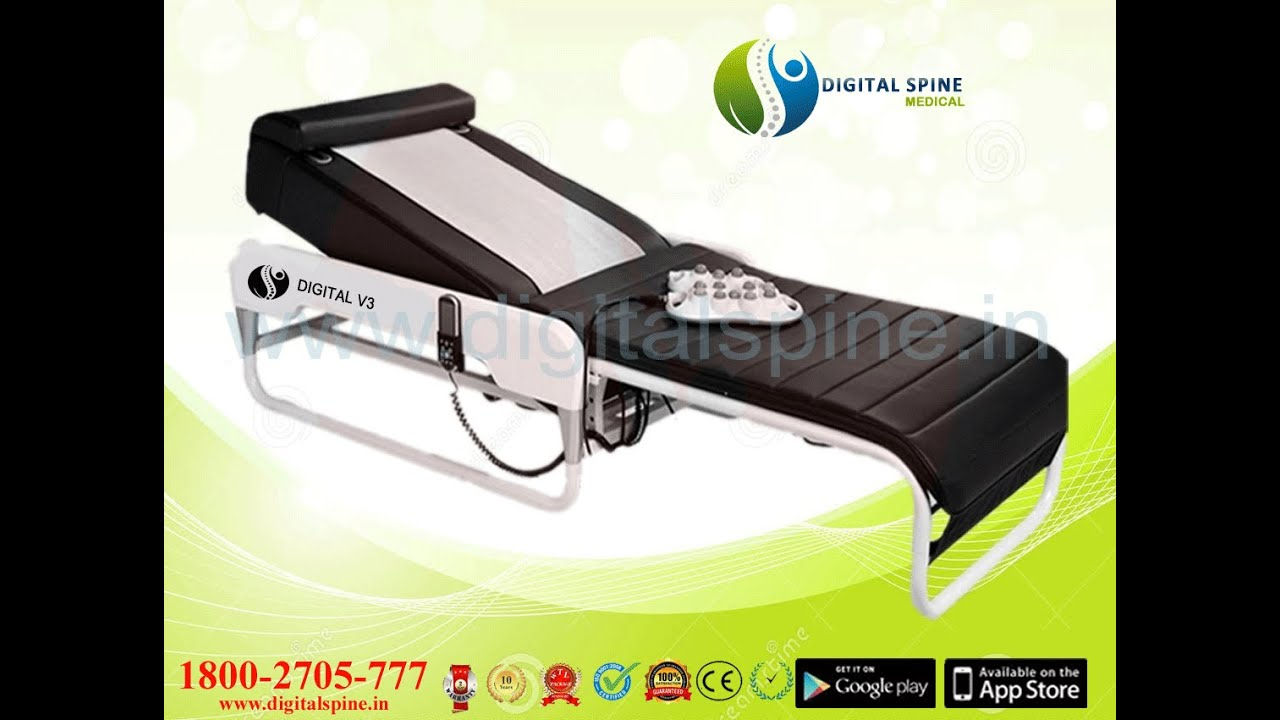 DIGITAL V3 Automatic Thermal Massage bed