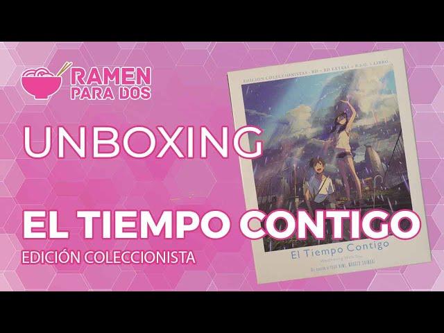 Unboxing EL TIEMPO CONTIGO Edición Colecionista