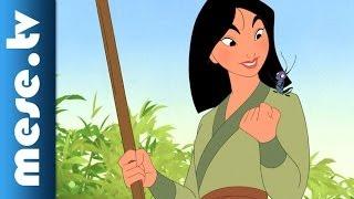 Olyan vagy, mint a kedvenc Disney Hercegnőid! Mulan - animáció (x)