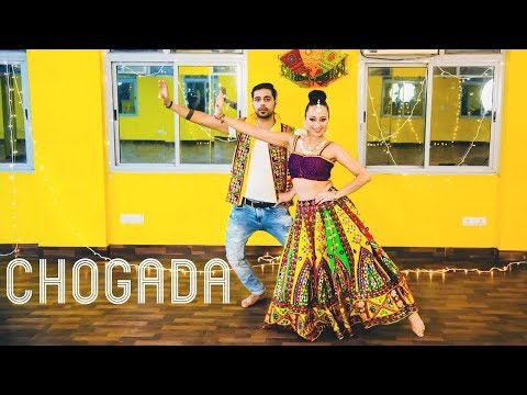 Chogada Tara | Loveratri | BollyGarba  | By Nickita Kumar And Vikrant