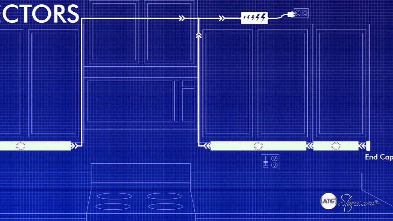 medium resolution of how to install under cabinet lighting