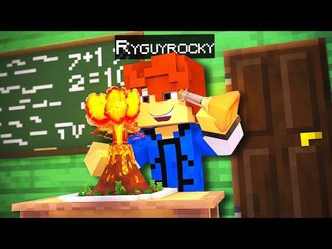 The SCIENCE FAIR !? || Minecraft Daycare Academy