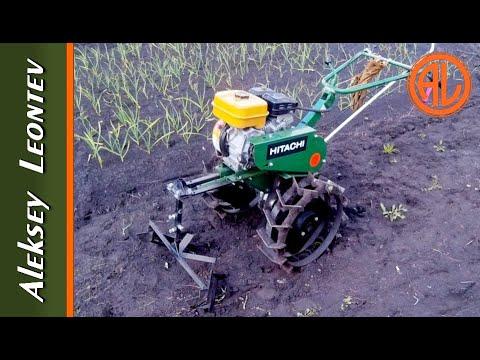 видео: Посадка картофеля мотоблоком. Самодельный закапыватель борозд для мотоблока