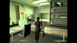 Enter The Matrix - Gameplay Gamecube HD 720P (Dolphin GC/Wii Emulator)