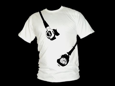 Scuba Diving T-Shirt Designs   Scuba Dive T Shirts Collection Review By Blueray Youtube