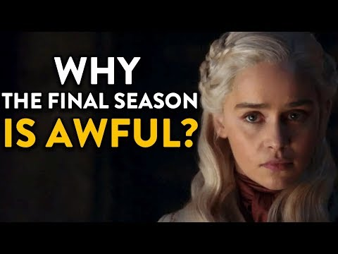 The Real Reason Why Game Of Thrones Messed Up  ⭐ OSSA Review