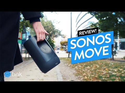 SONOS Move Review - Der tragbare Lautsprecher von SONOS