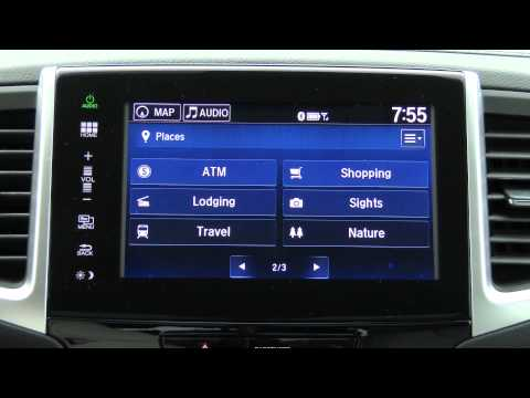 2016 HondaLink (2016 Pilot) Infotainment Review