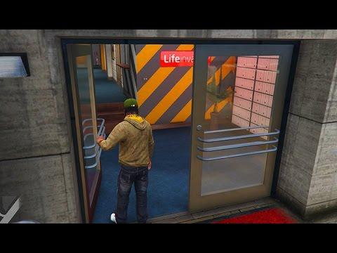GTA 5 OPEN INTERIORS MOD! (Enter All Buildings)