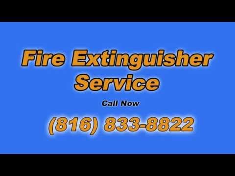 Fire Extinguisher Service Raytown MO Missouri