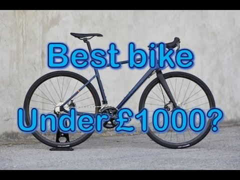 BEST BIKE UNDER £1000 2018/19 PERIOD!| Triban RC 520 (FKA Btwin)  Overview/Review