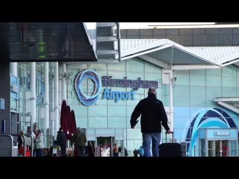A guide to transport at Birmingham Airport