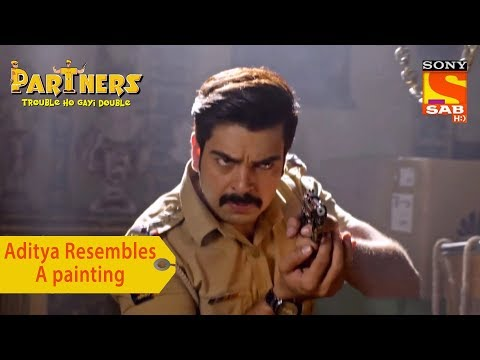 Your Favorite Character | Aditya Resembles A Painting | Partners Trouble Ho Gayi Double
