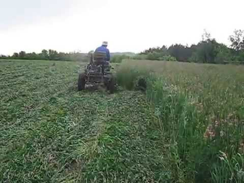 Tractor MTZ 82 Recovery - YouTube