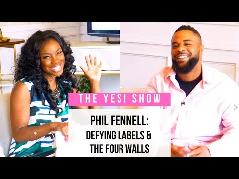 The YES! Show | S3E13 | Phil Fennell: Defying Christian Labels and The Four Walls