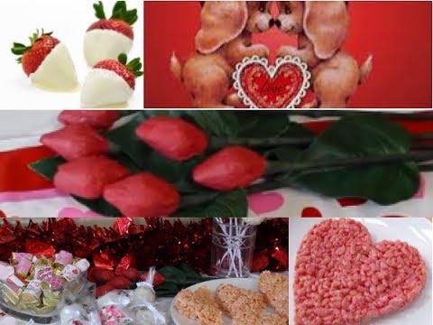 5 ideas de postres para regalar el dia de san valentin - Dulces de san valentin ...