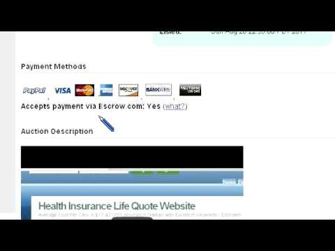 Listing Overview – Health Insurance Life Quote Website