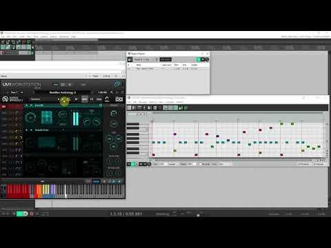 UVI Vintage Vault 2 - BeatBox Anthology 2 - Quick Sound Test - 111 Virtual Drum Machines