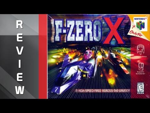 F ZERO X (N64) FR