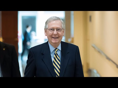 McConnell talks about tax reform for small business
