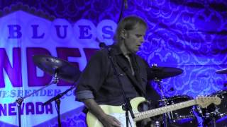 "WALTER TROUT  ""Blues For My Baby"" - Big Blues Bender 2015"