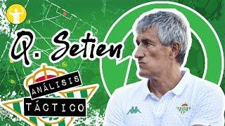 Quique Setién   Descubre Cómo Juega El Betis (2019)