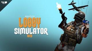 LOBBY SIMULATOR#3 | PUBG FUNNY MOMENTS