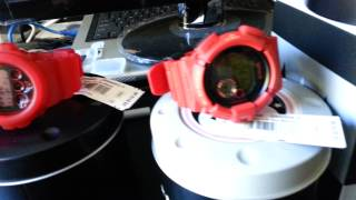 G shocks for sale, Eric Haze, Mudman, CLOT, Nigel